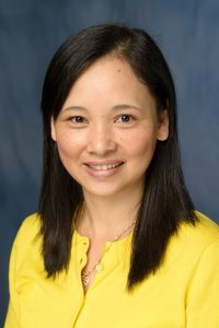 Jenny Wei, Ast Prof, Pharmacy- Dept of Pharmaceutical Outcomes & Policy